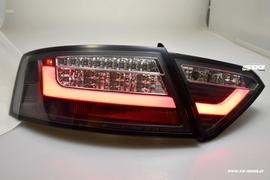 Audi A5 07-11 Купе/кабрио Фонари светодиодные, тонированные