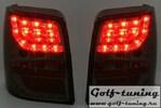 VW Passat B5+ Универсал Фонари светодиодные, тонированные