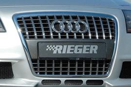 Решетка радиатора для бампера Rieger 00055107/108/121/122