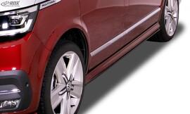 VW T6 15-19/ T6.1 20- Накладки на пороги Edition