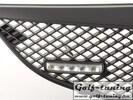 Mazda 3 03-06 Седан Решетка без значка с сеткой черная