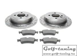 Mini/Mini Cooper Комплект спортивных тормозных дисков и колодок
