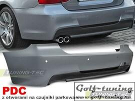 BMW E90 08-11 Бампер задний M-Technik Look +PDC