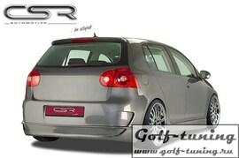 VW Golf 5 Бампер задний XX-Line design