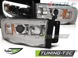 Dodge RAM 02-06 Фары tube light design хром