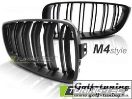 BMW F32 13- Ноздри M4 Look матовые