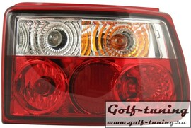 Opel Astra F 91-97 Фонари красно-белые