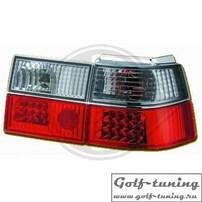 VW Corrado Фонари светодиодные, красно-тонированные