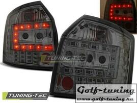 Audi A4 00-04 Универсал Фонари светодиодные, тонированные