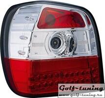 VW Polo 6N 94-99 Фонари светодиодные, красные
