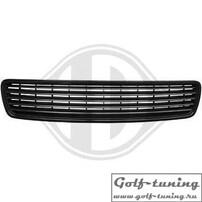 Audi A4 B5 95-99 Решетка радиатора без значка черная