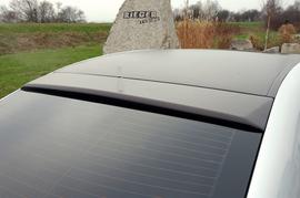 Mercedes W209 Купе Козырек на заднее стекло Carbon Look