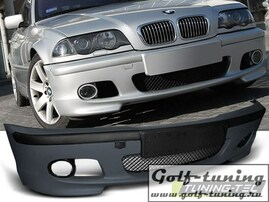 BMW E46 Седан/Универсал 98-05 Бампер передний M-Technik Look