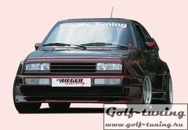 VW Golf 2 Обвес Wide Body 2 (Rieger GTO)