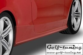 Audi A5 07- Накладки на пороги