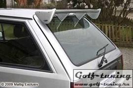 Opel Kadett E 84-91 Спойлер на крышку багажника