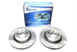 Volvo XC90 I Комплект спортивных тормозных дисков
