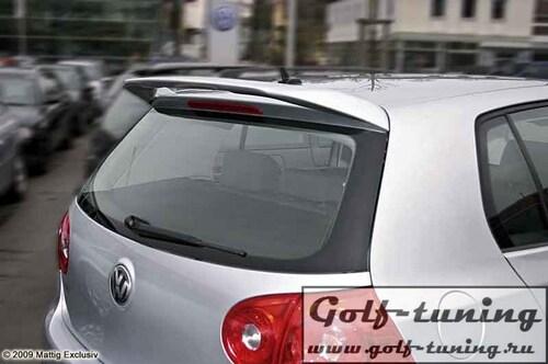 VW Golf 5 Спойлер на крышку багажника