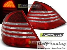 Mercedes W220 98-05 Фонари светодиодные, красно- белые