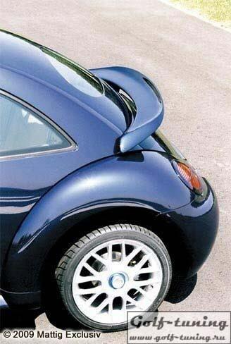 VW Beetle 98-05 Спойлер на крышку багажника