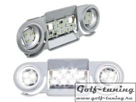VW Golf 5+ 04-08 Светодиодная внутрисалонная подсветка ILEDVAG04B