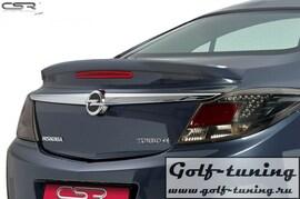 Opel Insignia Седан 08- Спойлер на крышку багажника