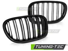 BMW F01 09-12 Решетки радиатора (ноздри) глянцевые
