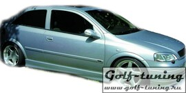 Opel Astra G Пороги