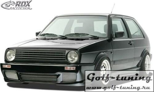 "VW Golf 2 Бампер передний ""GT4"""