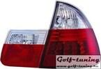 BMW E46 Универсал Фонари светодиодные, красно-белые