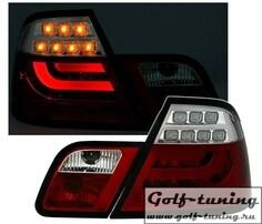 BMW E46 99-03 Купе Фонари светодиодные, красно-белые Lightbar