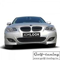 BMW E60 03-07 Передний бампер M-Look