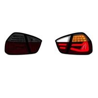 BMW E90 Седан 2004-2008 Фонари lightbar design красно-тонированные