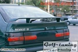 Renault 19 93-00 Спойлер на крышку багажника с стоп сигналом