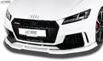Audi TT RS (FV/8S) Накладка на передний бампер Vario-X
