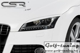 Audi TT 8J 06-14 Реснички на фары