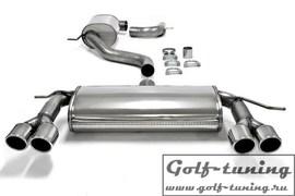 VW Scirocco 08- Catback выхлоп с разводкой 2x80mm