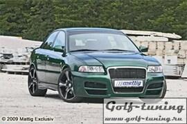 Audi A4 B5 95-01 Передний бампер