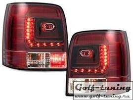 VW Passat B5/ B5+ Variant Фонари светодиодные, красно-белые