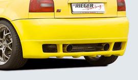 Audi S3 8L 96-03 Бампер задний S3