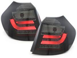 BMW E87 04-07 Фонари светодиодные, тонированные lightbar