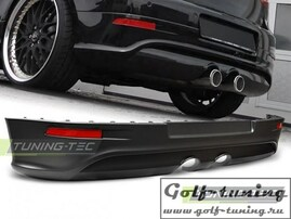 VW Golf 5 Накладка на задний бампер R32 Style
