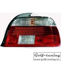 BMW E39 95-00 Седан Фонари светодиодные, красно-белые