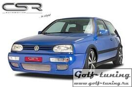 VW Golf 3  Бампер передний O-Line design