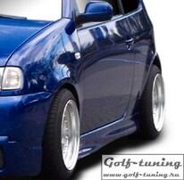 VW Lupo Пороги RS