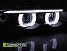 BMW E38 94-01 Фары 3D ANGEL EYES LED черные