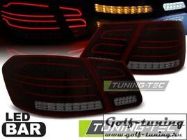 Mercedes W212 09-13 Фонари светодиодные, красно-тонированные Lightbar