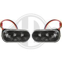 Ford/Seat/VW Повторители к крыло светодиодные, черные