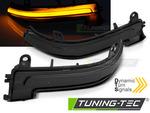 BMW F20/F22/F30/F32/X1 Светодиодные динамические поворотники в корпус зеркала