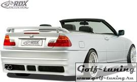 BMW E46 Бампер задний
